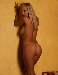 Irresistable blonde with evenly tanned skintone, and plump, round assets. - Cikita A - Cordero