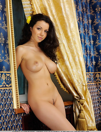 Aurora is full of passion and has big brown hair and large succulent breasts and wide strong hips. - Aurora A - More