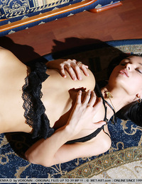 Superstar Jenya has scrumptious lines and everything anyone could ever want. - Jenya D - Provare