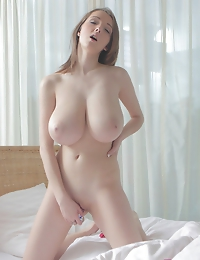 Exciting artistic content with sweet Busty Buffy