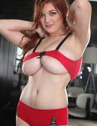 Hey guys! In this set I am taking a bra off, and putting it on, and taking it off. They say practice makes perfect, so soon I'll be a profes